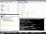 Получение локального IP адреса и порта сервера