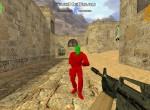 Красная модель террориста для cs 1.6