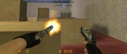 Выстрел из Engraved Elites